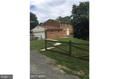 Bowie MD Single Family Home Under Contract: $433,000