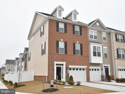 Baltimore Townhouse For Sale: 933 Ramble Run Road