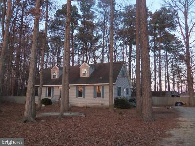 Federalsburg Single Family Home For Sale: 4769 Laurel Grove Road