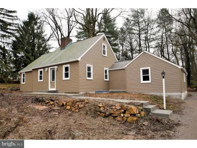 Huntingdon Valley Single Family Home For Sale: 420 Welsh Road