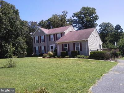 Elkton Single Family Home Under Contract: 4 Canal Drive