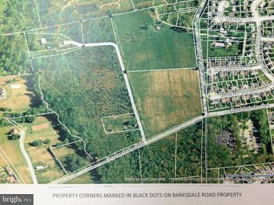 Elkton Residential Lots & Land Under Contract: Barksdale Road