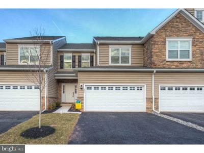 Royersford Townhouse For Sale: 126 Aubrey Lane
