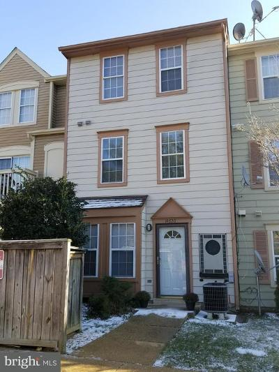 Burtonsville MD Townhouse For Sale: $264,900