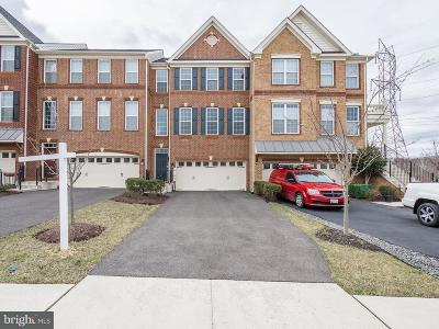 Upper Marlboro Townhouse For Sale: 4103 Yearling Court