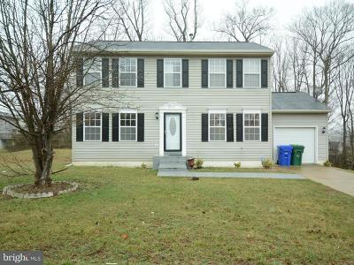 Bryans Road MD Single Family Home Active Under Contract: $275,000