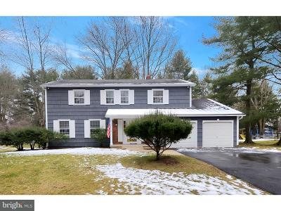 Princeton Single Family Home Active Under Contract: 11 Wallingford Drive