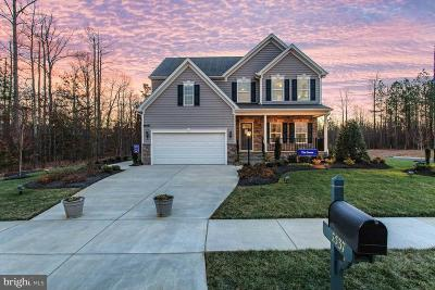 Frederick County Single Family Home Under Contract: 4704 Basilone Lane