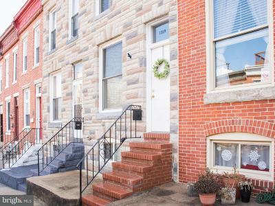 Baltimore MD Townhouse For Sale: $314,900