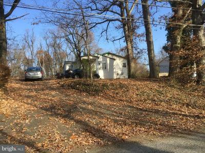 Capitol Heights Residential Lots & Land For Sale: 1408 Pine Grove Road