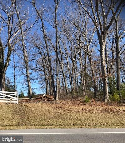Charles County Residential Lots & Land For Sale: McDaniel Road