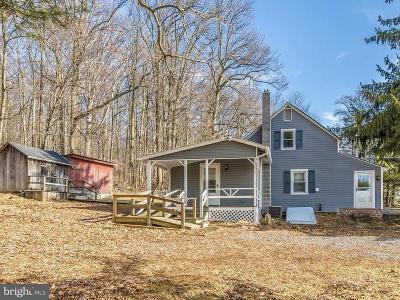 Myersville Single Family Home For Sale: 4010 Forrest School Road