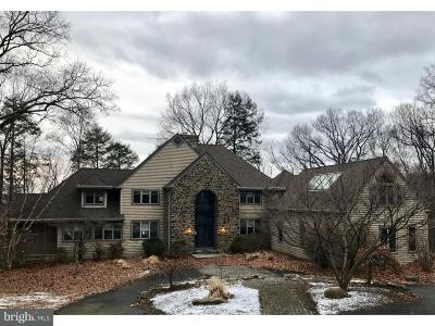 Bucks County Single Family Home For Sale: 7055 Stump Road