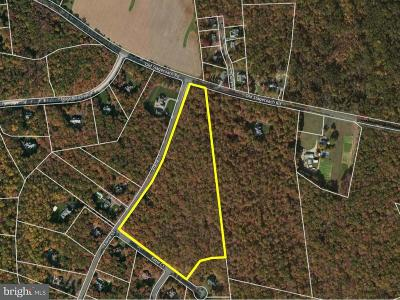 Charles County Residential Lots & Land Under Contract: Elaine Court