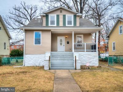 Baltimore MD Single Family Home For Sale: $319,000