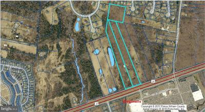 Prince William County Commercial For Sale: 15510 Lee Highway