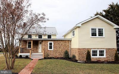 Smithsburg Single Family Home For Sale: 14448 Edgemont Road