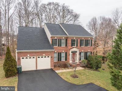 Fairfax Station VA Single Family Home For Sale: $850,000
