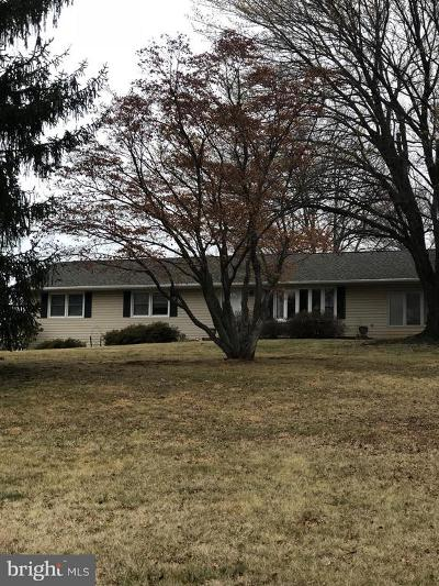 Fauquier County Single Family Home For Sale: 7262 Opal Road