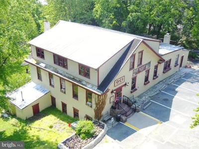 Bucks County Commercial For Sale: 11 Beaver Street