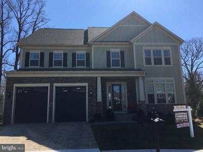 Falls Church Single Family Home For Sale: 6503 Manor Ridge Court