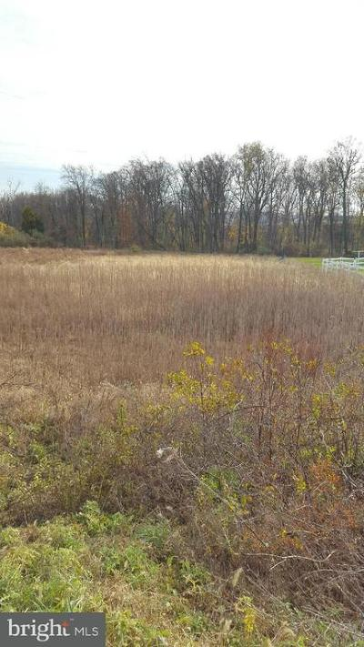 Residential Lots & Land Under Contract: Old Frederick Road