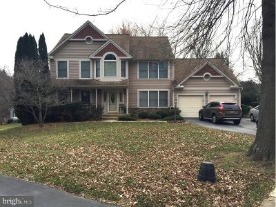 Clarksville, Columbia, Ellicott City, Laurel Single Family Home Under Contract: 10117 Spring Thaw Court
