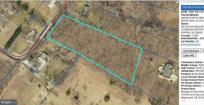 Gainesville Residential Lots & Land For Sale: 16019 Thoroughfare Road