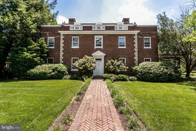 Guilford, Guilford/Jhu Single Family Home For Sale: 1 Stratford Road