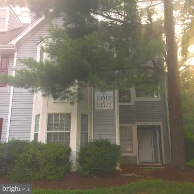 Upper Marlboro Condo Under Contract: 13520 Lord Sterling Place #7-12
