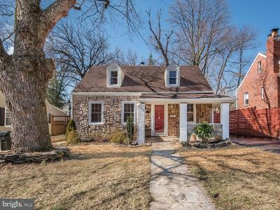 Falls Church Single Family Home For Sale: 2816 Marshall Street