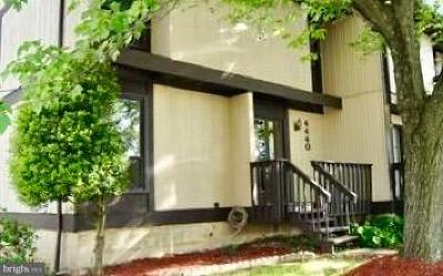 Annandale, Falls Church Townhouse For Sale: 4440 Elan Place