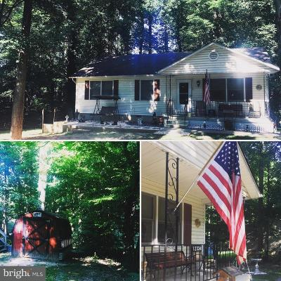 Calvert County Single Family Home Under Contract: 12334 Algonquin Trail