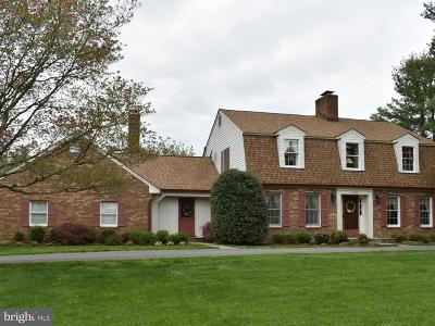 Gaithersburg Single Family Home For Sale: 22400 Fitzgerald Drive