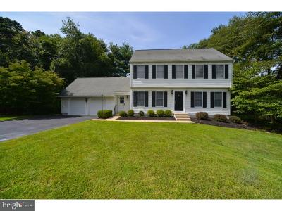 Medford Twp Single Family Home For Sale: 2 Sherwood Court