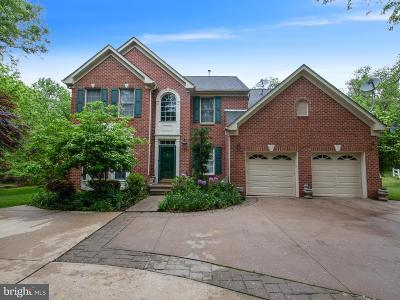 Burtonsville Single Family Home For Sale: 14314 Duvall Hill Court
