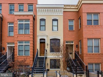 Washington Duplex For Sale: 1230 4th Street NW #2