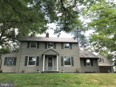 Bucks County Single Family Home For Sale: 1703 Lower State Road