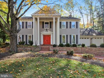 Single Family Home For Sale: 9500 Windcroft Way