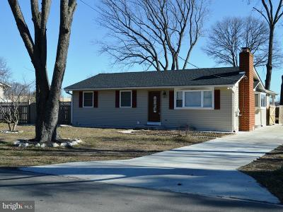 Millersville MD Single Family Home Active Under Contract: $379,900