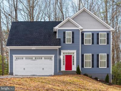 Spotsylvania VA Single Family Home For Sale: $299,900