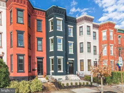 Logan Circle Single Family Home Active Under Contract: 1934 15th Street NW