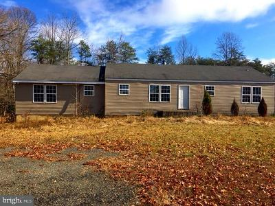 Mechanicsville Single Family Home For Sale: 28846 Three Notch Road