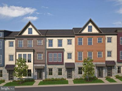 Germantown MD Townhouse For Sale: $473,055
