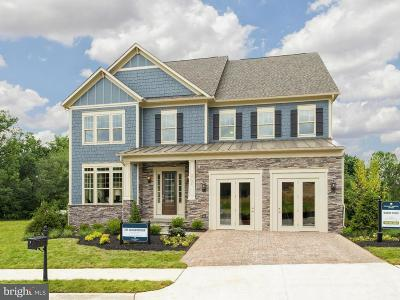 Falls Church Single Family Home Under Contract: 2517 Crimmins Lane