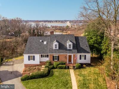 Annapolis Single Family Home For Sale: 1922 Harrington Place