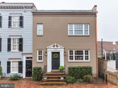 Washington Townhouse For Sale: 3128 N Street NW