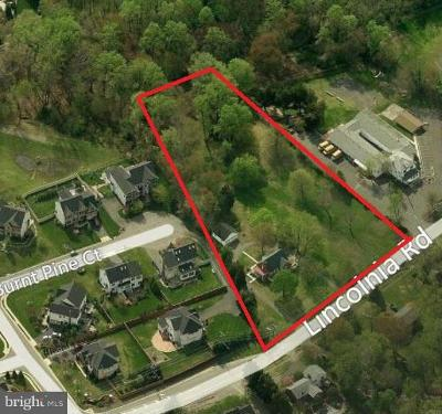 Alexandria Residential Lots & Land Active Under Contract: 6341 Lincolnia Road