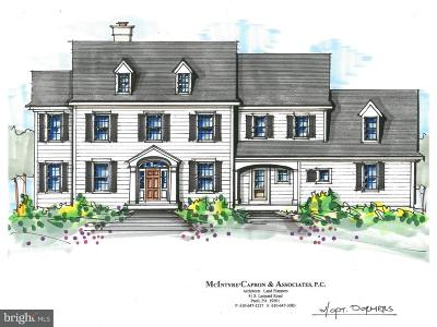 Kennett Square Single Family Home For Sale: Lot 8-A Marlboro Road