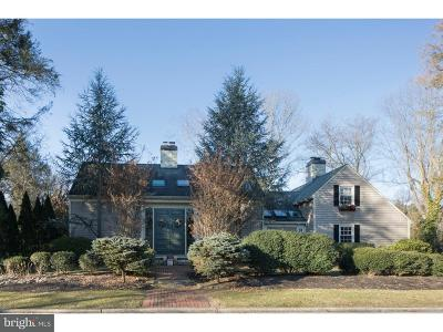 Moorestown Single Family Home For Sale: 404 Elm Street